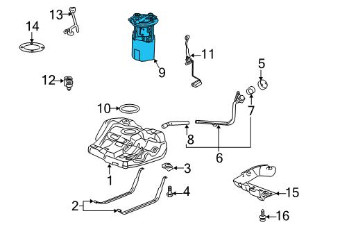 Gm Flex Fuel Sensor Hyundai Fuel Composition Sensor Wiring