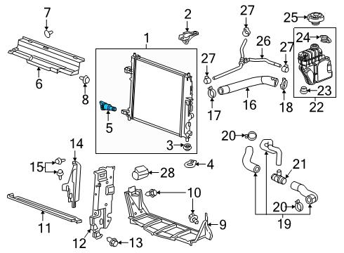 chevrolet 22887095 genuine chevrolet drain plug. Black Bedroom Furniture Sets. Home Design Ideas