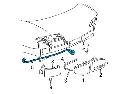 wiring harness prices with Chevrolet 15356064 Harness Asm Body Wrg on 2000 Honda Civic Fuse Box Display likewise 2000 Acurarear Speaker Deck as well Stihl Fs 85 Replacement Parts besides Voyager Wiring Diagram For Harness additionally View Acura Parts Catalog Detail.