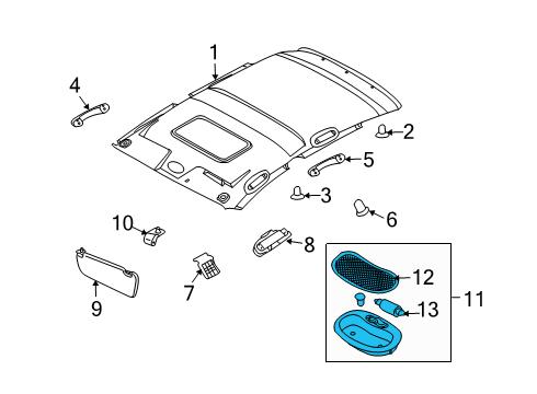 4 2 Engine Diagram Pontiac 68 Pontiac G6 Front End Diagram