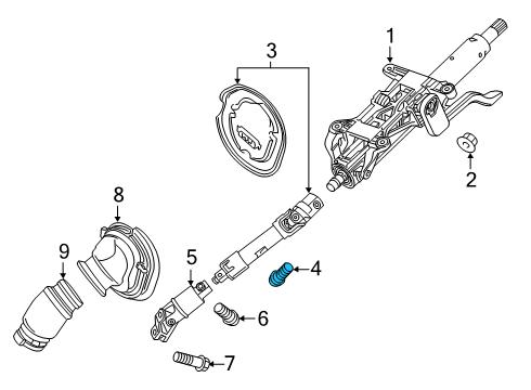Chevrolet 11609752 Bolt on 2014 Camaro Zl1 Engine