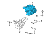 Chevrolet Alternator - 19244727 and Related Parts