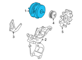 Chevrolet Alternator - 19244765 and Related Parts