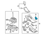 GM Headlight Switch - 20884380 and Related Parts