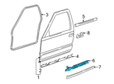Chevrolet Emblem - 15672283 and Related Parts