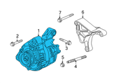 GM Alternator - 23480515 and Related Parts