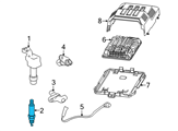 Chevrolet Spark Plug - 12620540 and Related Parts