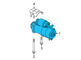 GM Starter - 10465561 and Related Parts