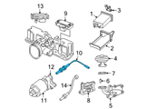 GM Oxygen Sensor - 19211437 and Related Parts