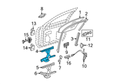 GM Window Regulator - 15919129 and Related Parts