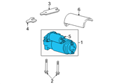 GM Starter - 10496873 and Related Parts