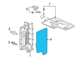Chevrolet Valve Body - 24256111 and Related Parts