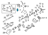 Chevrolet Ignition Switch - 22887691 and Related Parts