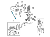 GM Oxygen Sensor - 12576131 and Related Parts