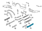 Chevrolet Emblem - 15126056 and Related Parts