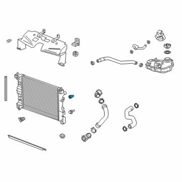 chevrolet 95018159 genuine chevrolet vent valve. Black Bedroom Furniture Sets. Home Design Ideas