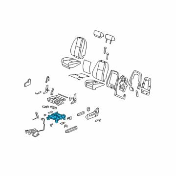 Centric Parts 104.02750 104 Series Semi Metallic Standard Brake Pad