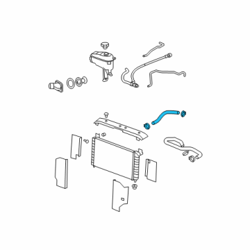 99 escalade engine hose diagram  | 900 x 518