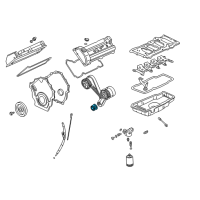 GM Crankshaft Gear - 12570154 and Related Parts