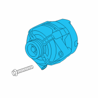 Saturn Alternator - 15947363 and Related Parts