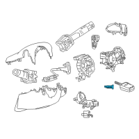 Chevrolet Caprice Ignition Lock Assembly - 42363748 and Related Parts