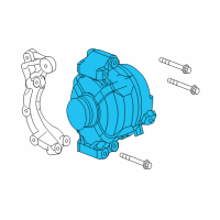 Saturn Alternator - 22727494 and Related Parts