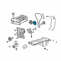Hummer Cam Gear - 24100362 and Related Parts