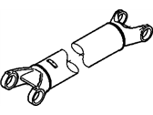 GM Drive Shaft - 15036997