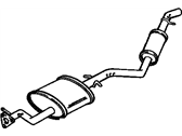 Oldsmobile Exhaust Pipe - 10211746