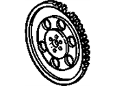 GM Flywheel - 24501986