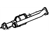 Chevrolet Express 2500 Catalytic Converter - 15038381