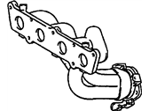 GM Exhaust Manifold - 88973318