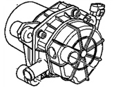 GM Secondary Air Injection Pump - 17803252