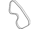 Saturn SL1 Drive Belt - 21007095