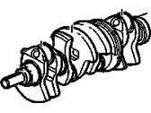 Cadillac Crankshaft - 90444055