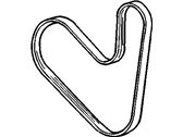 Oldsmobile Drive Belt - 24573322
