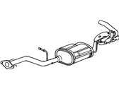 Cadillac Escalade Catalytic Converter - 19122087