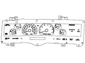 Oldsmobile Cutlass Supreme Instrument Cluster