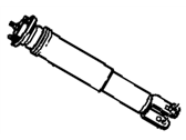 Cadillac Shock Absorber - 15822829