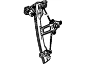 GM Window Regulator - 42339889
