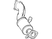 Cadillac Catalytic Converter - 12660271