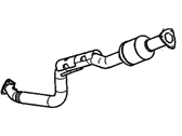 Chevrolet Express 2500 Catalytic Converter - 25943818