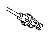 GMC Throttle Cable - 15622448