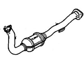 Chevrolet Silverado 2500 HD Classic Catalytic Converter - 15225140