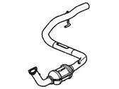 Chevrolet Silverado 2500 HD Classic Catalytic Converter - 15225139