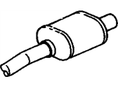 Cadillac Escalade Catalytic Converter - 15991754