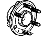 GM Wheel Bearing - 22841381