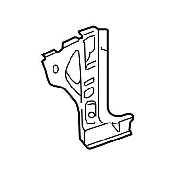 GM 10395121 Panel Asm,Body Hinge Pillar