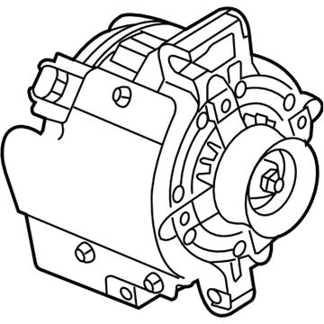 8 1 Liter Gm Engine GM Family 0 Engine Wiring Diagram ~ Odicis