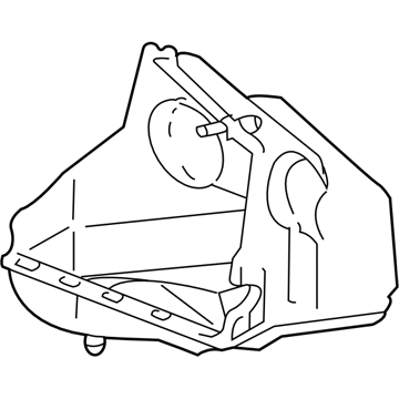GM 10355051 Lower Housing